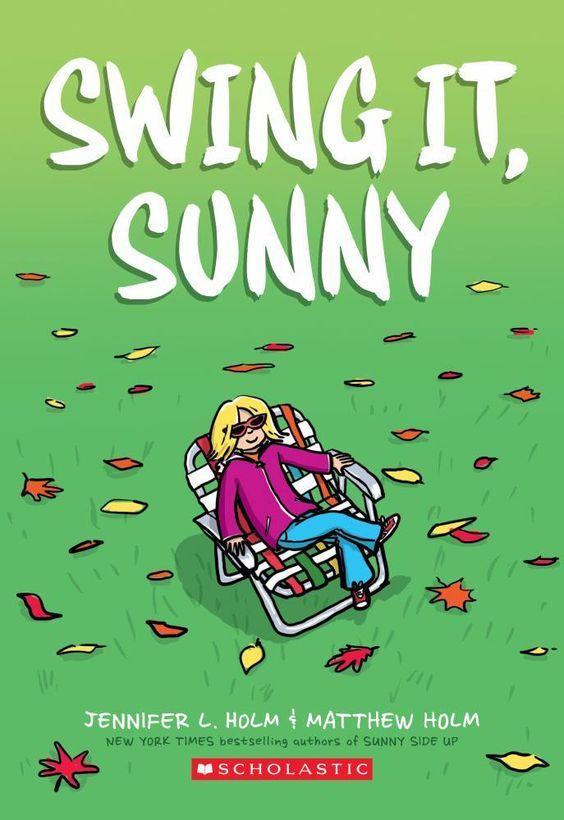 Swing It, Sunny (Paperback)
