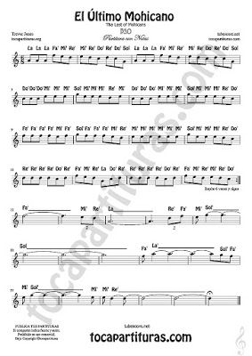 Pin En Partituras Para Flauta