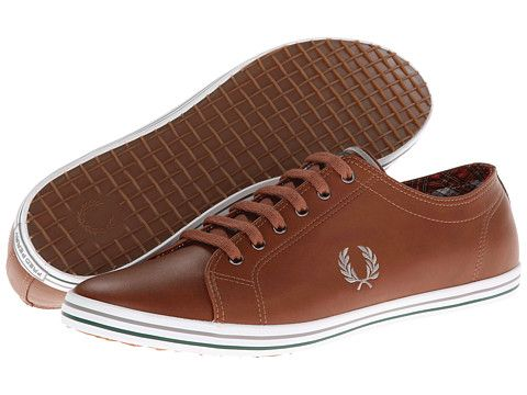 fred perry kingston leather shoes that aren 39 t lame. Black Bedroom Furniture Sets. Home Design Ideas