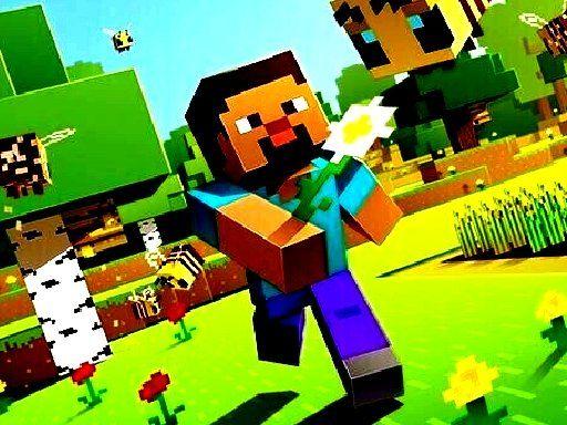 لعبة النجوم المخفية في صور ماين كرافت Minecraft Hidden Stars Free Online Games Minecraft Games To Play Now