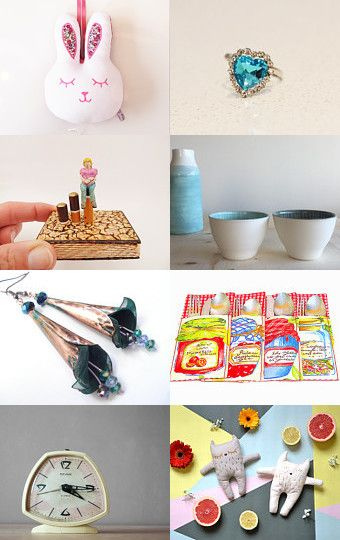 Lovely treasury ! by angela kos on Etsy--Pinned with TreasuryPin.com
