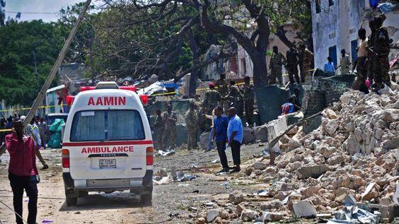 Mogadishu opnieuw opgeschrikt door aanslag al-Shabaab | NOS