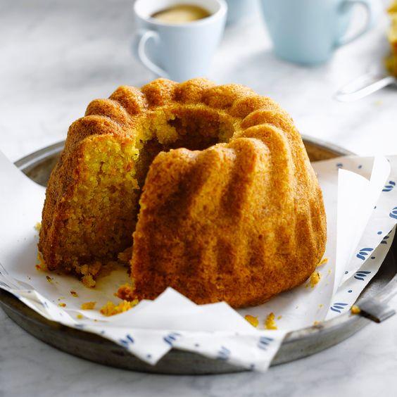 Découvrez la recette Carrot cake sans gluten sur cuisineactuelle.fr.