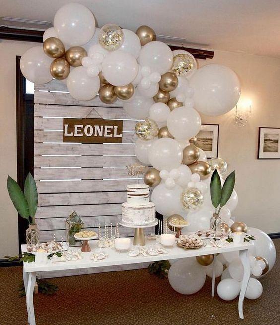 +29 Las decoraciones buenas, malas y con globos para las ideas de decoración de fiestas de cumpleaños 62  #babyparty #buenas #decoracion #decoraciones #fiestas #globos #ideas #malas