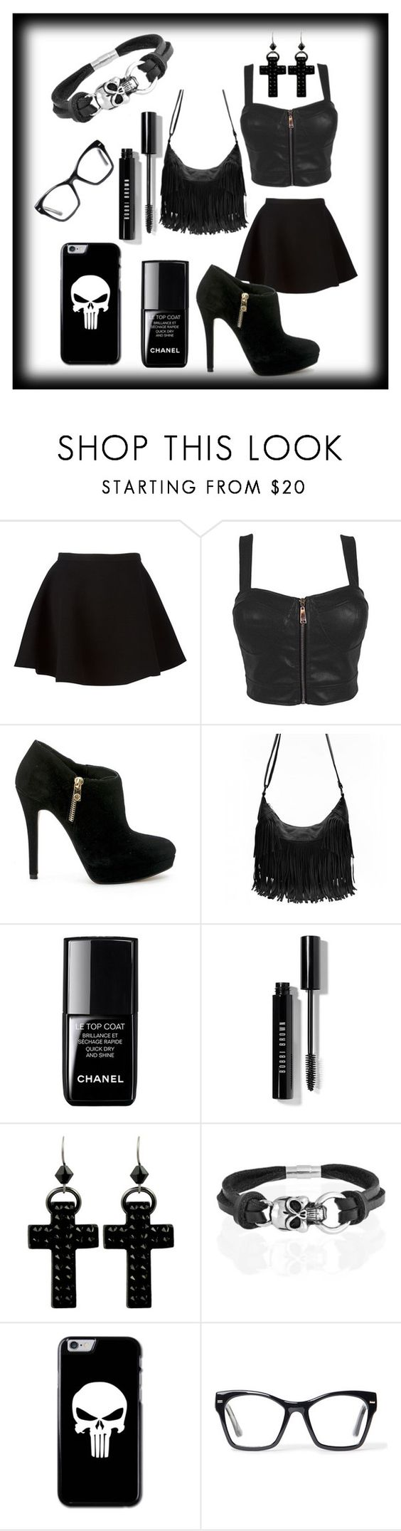 """Untitled #132"" by briggitaszabo ❤ liked on Polyvore featuring Neil Barrett, MICHAEL Michael Kors, le top, Bobbi Brown Cosmetics, Tarina Tarantino, Bling Jewelry and Spitfire"