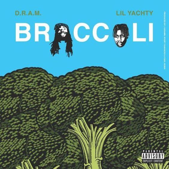 D.R.A.M., Lil Yachty – Broccoli acapella