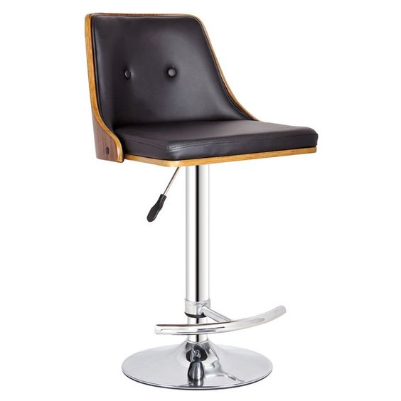 Creative Images Lynden Adjustable Bar Stool - S531