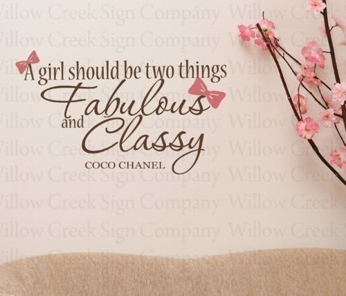 Coco Chanel...we totally agree :)  www.brayola.com