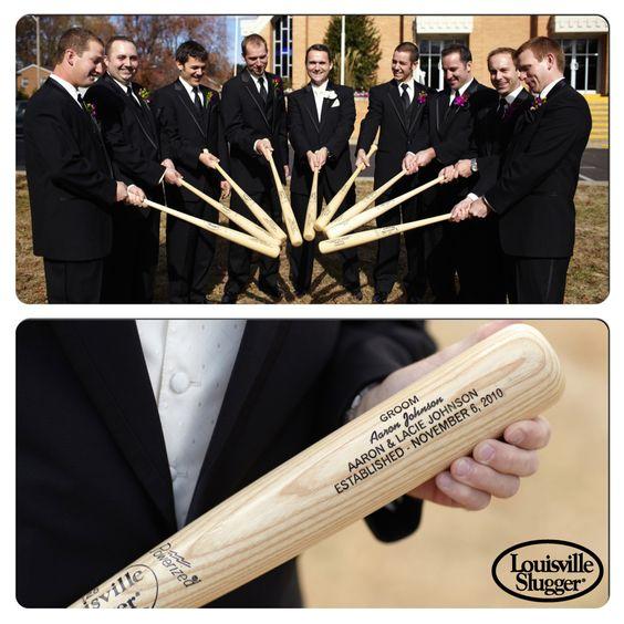 Unique Wedding Gift Ideas For Groomsmen : pose wedding today wedding baseball wedding photo s wedding wedding ...