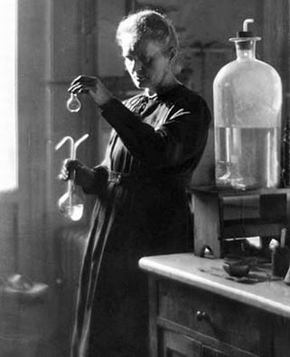 Marie Skłodowska Curie was born in 1867 today (Warsaw) - a very Great One! Marie Curie's Research Papers Are Still Radioactive 100+ Years Later - http://tinyurl.com/ng3q4dc (Open Culture)