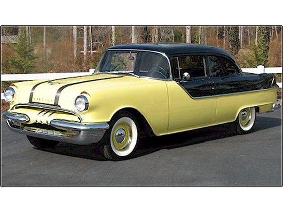 1955 pontiac chieftain two door sedan pontiac chieftan for 1955 pontiac chieftain 4 door