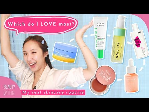 Day Night Skincare Routine For Oily Acne Prone Skin Sensitive Skin Felicia Off Duty Youtub In 2020 Night Skin Care Routine Skin Care Routine Acne Prone Skin