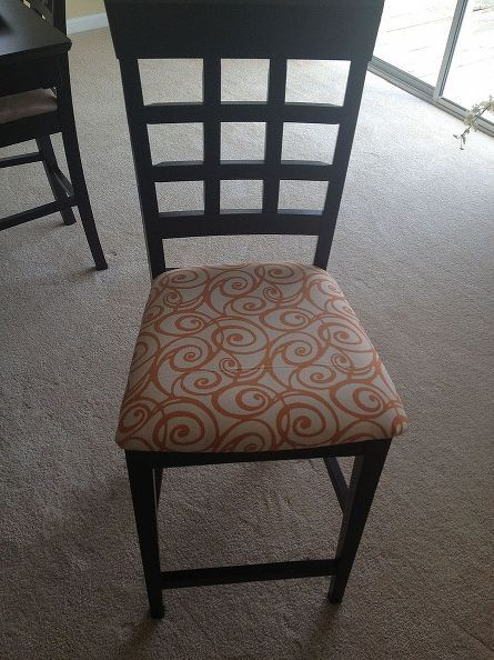 Recover Dining Room Chairs Classy Design Ideas
