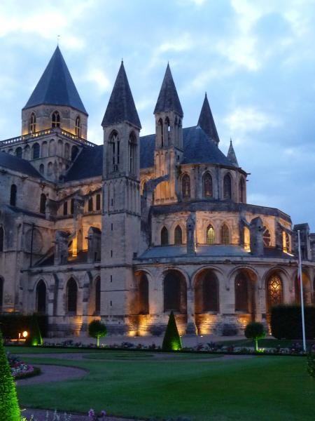 L'Abbaye aux Hommes - © OT Caen