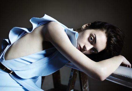 Fashion Blog - Magda Laguinge by Arno Frugier | SSAW:
