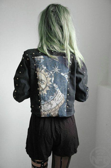 ame la chaqueta <3