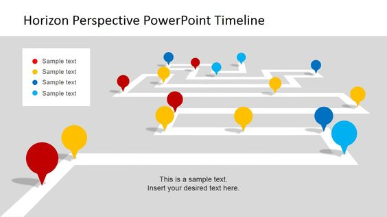 Timeline Template Powerpoint powerpoint template Pinterest - sample powerpoint timeline