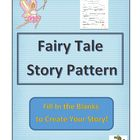 Fairy Tales Story Pattern by HappyEdugator | Teachers Pay Teachers
