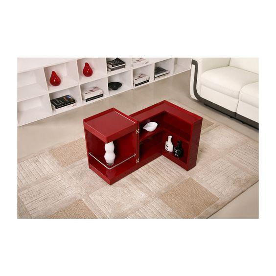 J&M Furniture P205B Side Table