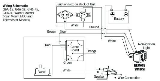 Wiring Diagram For An Electric Water Heater