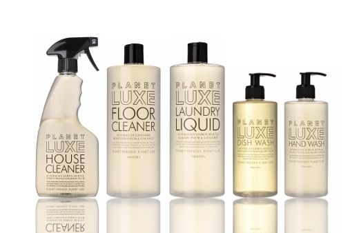 Planet Luxe Cleaning Products