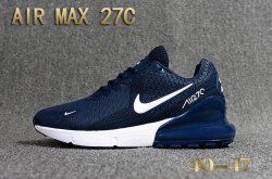 Nike Air Max Flair 270 KPU Dark BlueWhite Men's Running