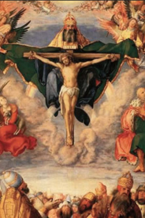 the importance of the holy spirit in the holy trinity The father, son & the holy spirit – understanding the trinity  the son and the holy spirit, it is important for us to also understand their nature.