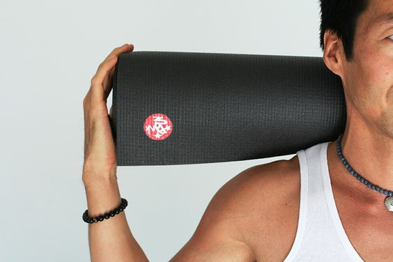 Yoga is the path, endless are the possibilities. Manduka Black Mat PRO.