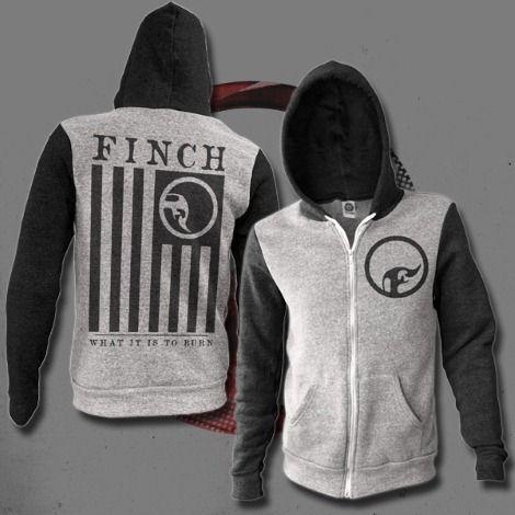 Finch hoodie