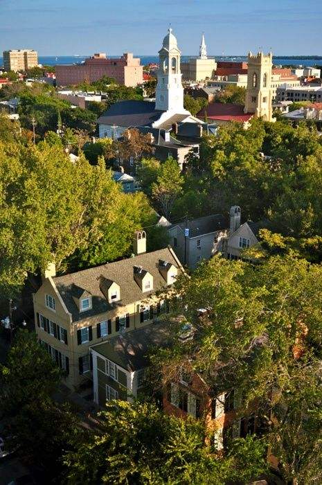 Charleston, South Carolina, United States  #travel Cannot wait to be here in two…