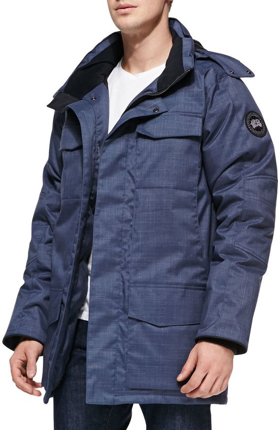 Canada Goose hats replica cheap - Canada Goose Branta Windermere Utility Jacket, Blue | FASHION ...