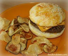faire son pain à hamburger, c'est facile et surtout bien meilleur