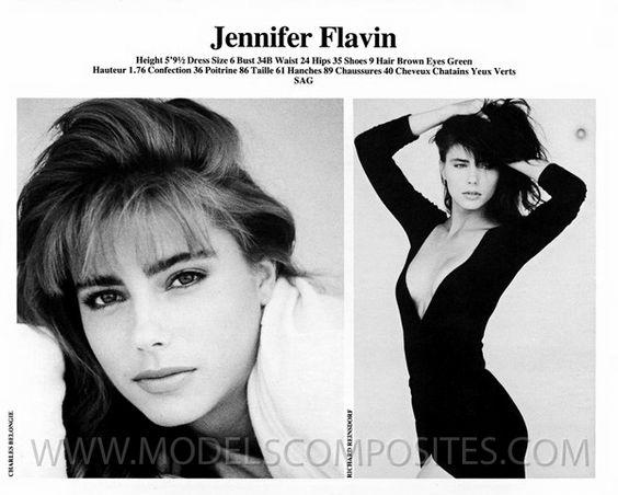 JENNIFER FLAVIN - 1990*