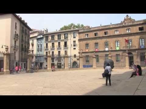 Catedral de Santa María la Real de Pamplona - YouTube