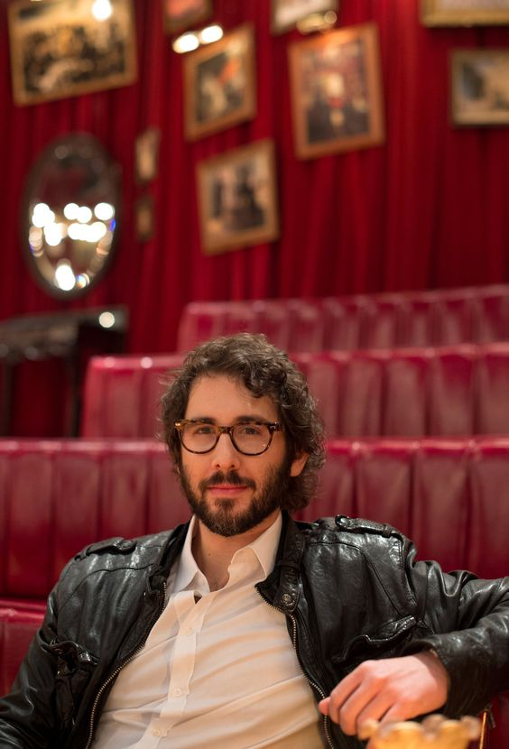josh groban takes aim at his broadway dream the o 39 jays. Black Bedroom Furniture Sets. Home Design Ideas
