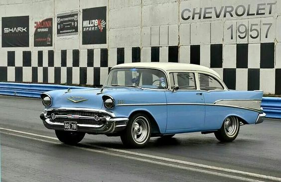 1957 Chevy.