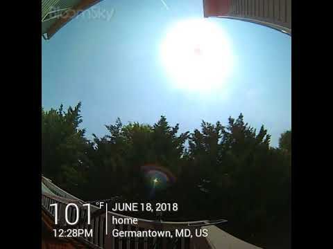 In Order To Capture A Nice Time Lapse For Yesterday S Snarky