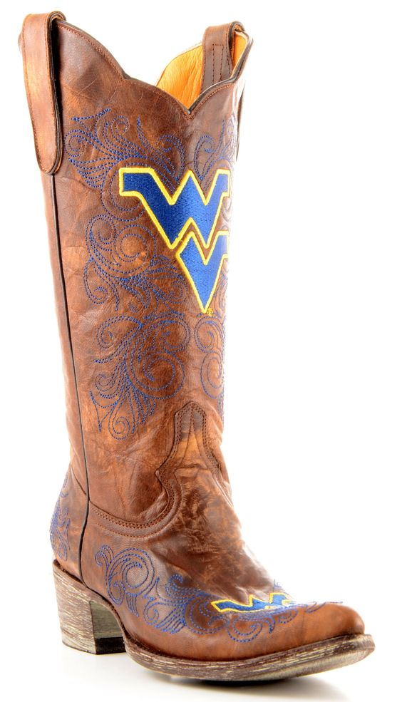 WVU Boots  You can buy the at Belk.com for only $399.00