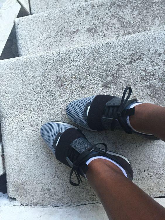 Sometimes I like to splurge! Balenciaga sneakers