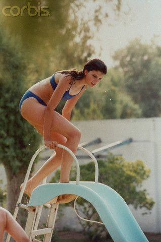 Athina Onassis Roussel on Holyday in Greece