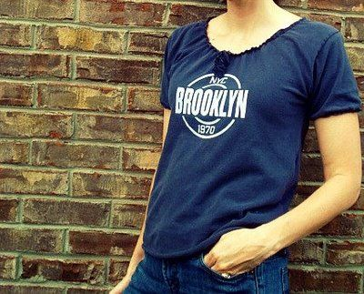 shirt makeover pour @Agnès