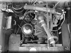 Schema moteur jeep willys
