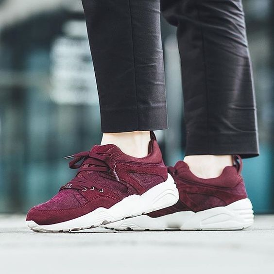 puma blaze of glory pink women