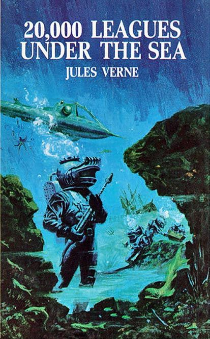 a literary analysis of 20000 leagues under the sea by jules verne Get this from a library 20,000 leagues under the sea by jules verne : book analysis [dominique coutant-defer emma lunt jules verne.