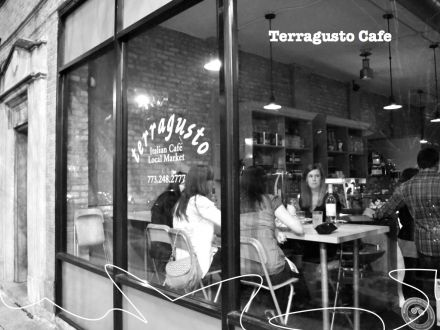 Terragusto- A delicious little bistro we used to go to celebrate our birthdays.  Great food and delicious wine (BYOB).  Such a shame it's gone.