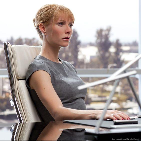 Gwyneth Paltrow Iron Man   Download Gwyneth Paltrow in Iron Man 2 wallpaper for iPad 2