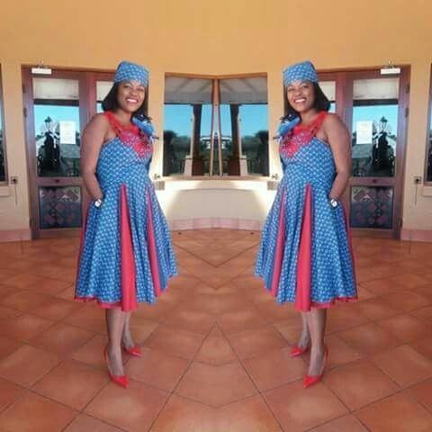 Top Dresses Seshoeshoe Designs 2020 African Design Dresses African Fashion Dresses South African Traditional Dresses