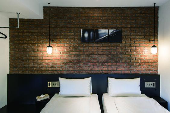 文青熱愛的設計旅店-有. 設計uDesign