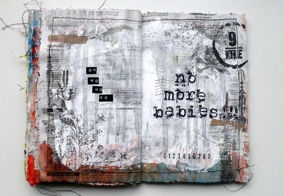 Au bout de mes doigts: Art journal - Top ten - Janvier