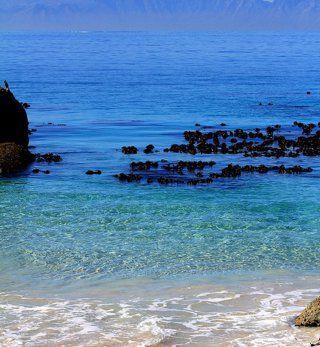 Le Cap en Afrique du Sud